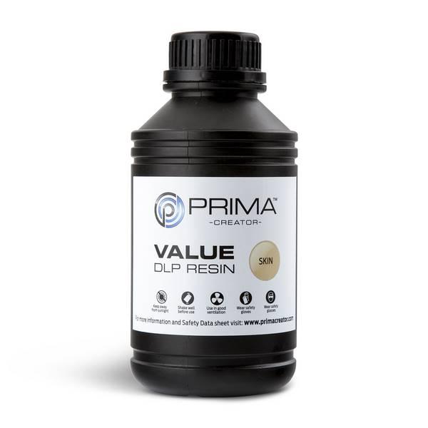 STANDARD UV DLP Resin SKIN 500ml - PrimaCreator