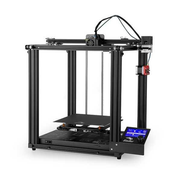 CREALITY Ender 5 PRO - 3D tiskalnik