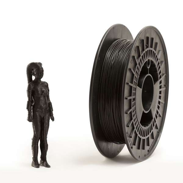 EUMAKERS FLEX filament Black 1.75mm 500g