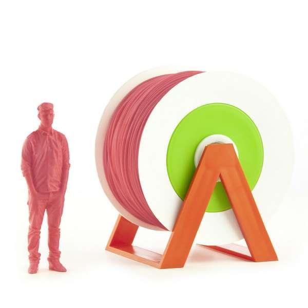 EUMAKERS PLA filament Bubblegum Pink 1.75mm 1000g