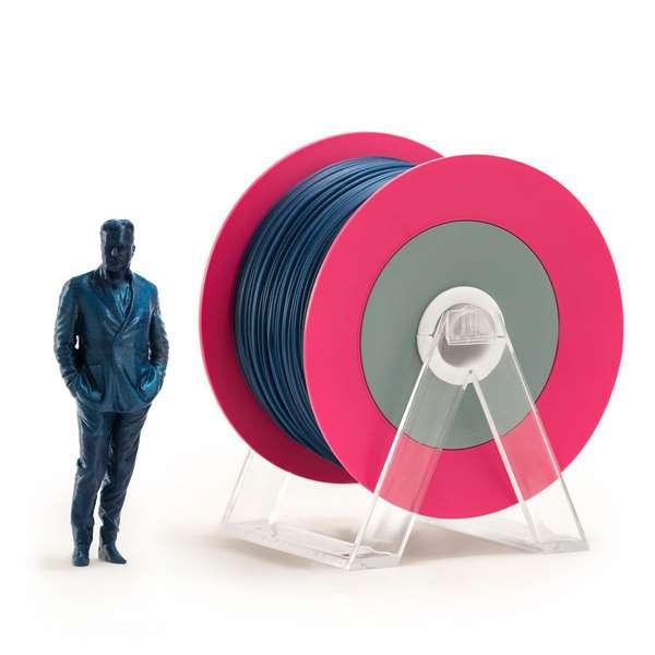 EUMAKERS PLA filament Glossy Blue 1.75mm 1000g