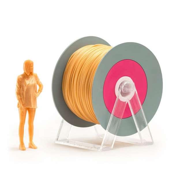 EUMAKERS PLA filament Iridescent Amber 1.75mm 1000g