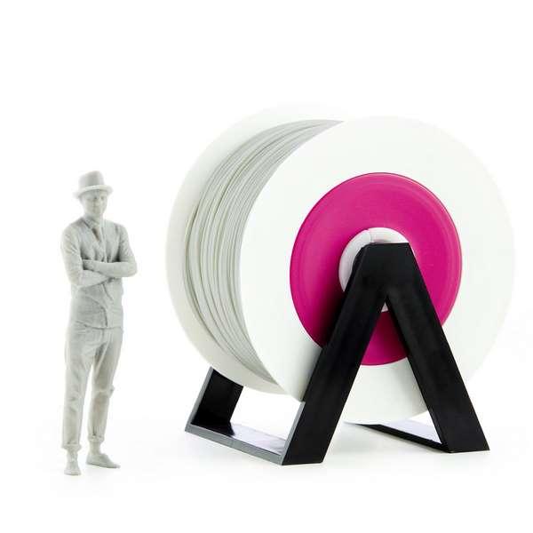 EUMAKERS PLA filament Light Grey 1.75mm 1000g