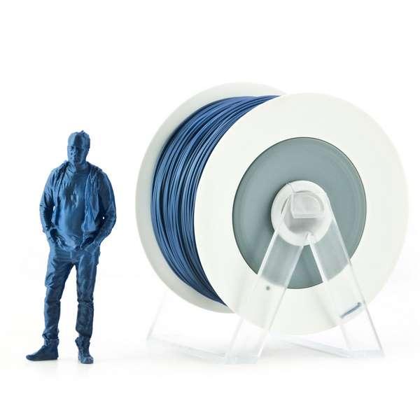 EUMAKERS PLA filament Metallic Blue 1.75mm 1000g