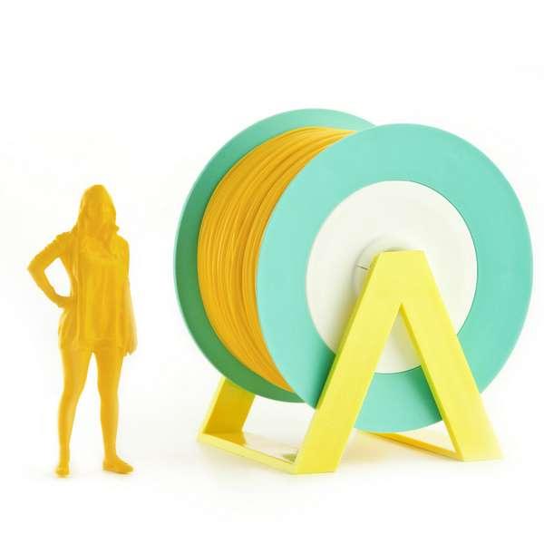 EUMAKERS PLA filament Tangerine Orange 1.75mm 1000g