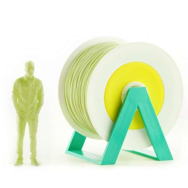 EUMAKERS PLA filament Water Green 1.75mm 1000g