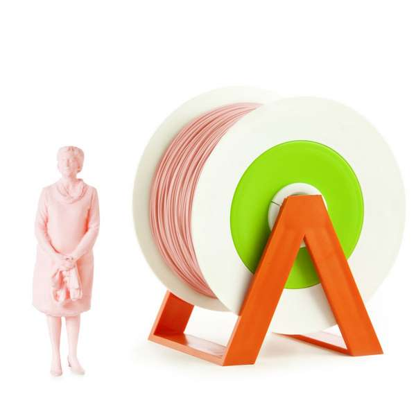EUMAKERS PLA filament Antique Pink 2.85mm 1000g
