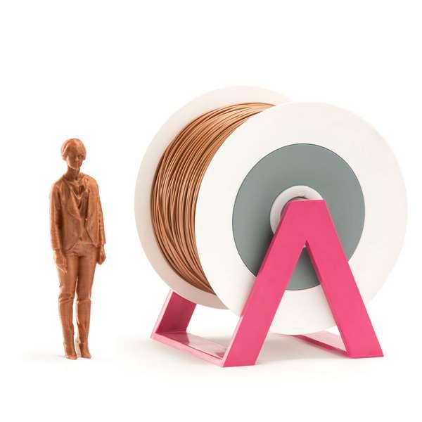 EUMAKERS PLA filament Bronze 2.85mm 1000g