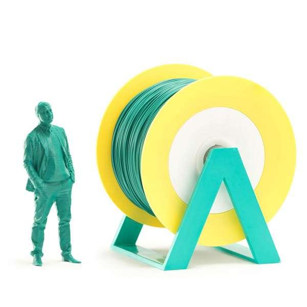 EUMAKERS PLA filament Ever Green 2.85mm 1000g