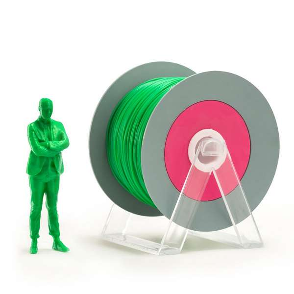 EUMAKERS PLA filament Iridescent Green 2.85mm 1000g