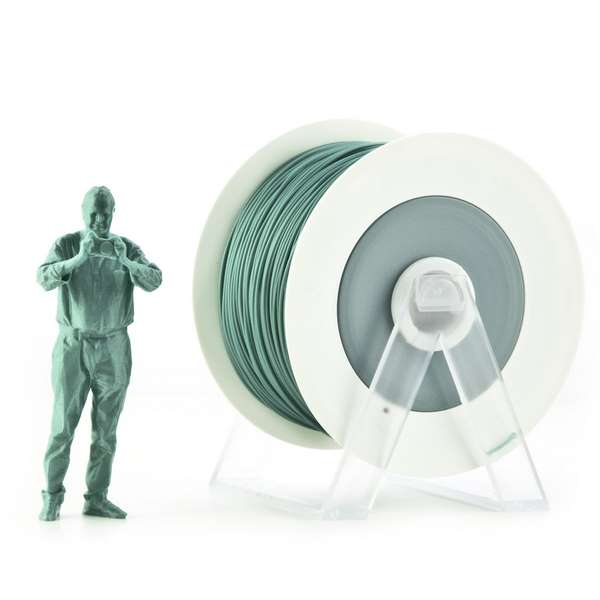 EUMAKERS PLA filament Metallic Green 2.85mm 1000g