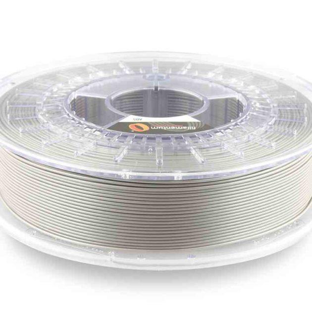 Fillamentum ABS Extrafill Metallic Grey 2.85mm 750g