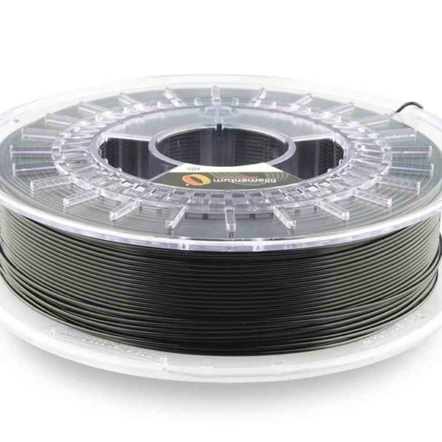 Fillamentum ABS Extrafill Traffic Black 1.75mm 750g
