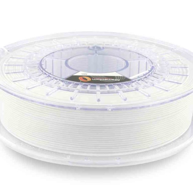 Fillamentum ABS Extrafill Traffic White 1.75mm 750g