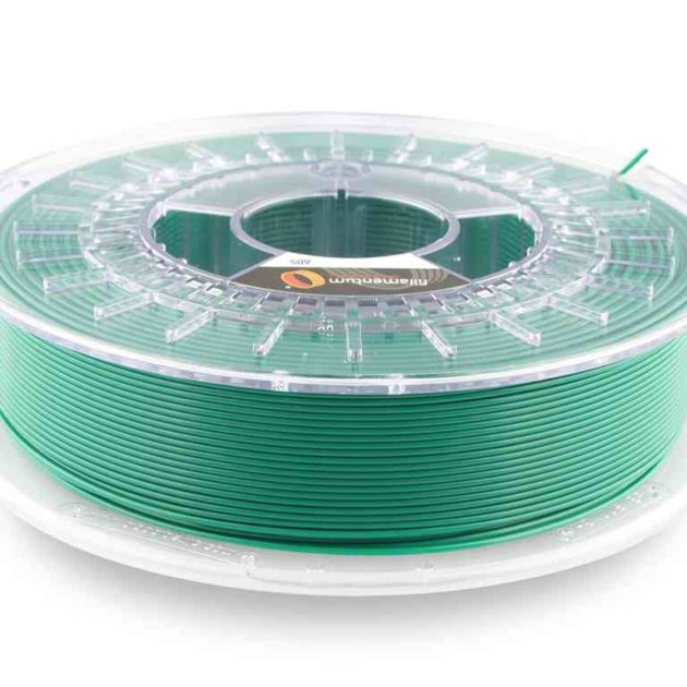 Fillamentum ABS Extrafill Turquoise Green 1.75mm 750g