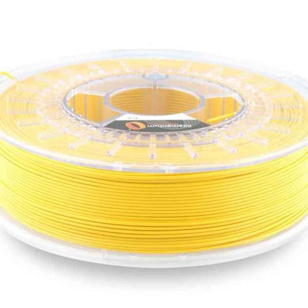 Fillamentum ASA Extrafill Traffic Yellow 2.85mm 750g