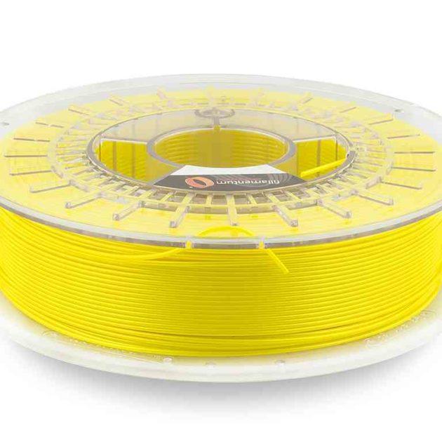 Fillamentum CPE HG100 Flash Yellow Metallic 1.75mm 750g