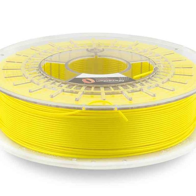 Fillamentum CPE HG100 Flash Yellow Metallic 2.85mm 750g