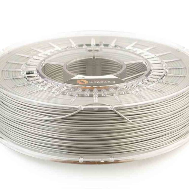 Fillamentum HIPS Extrafill Metallic Grey 2.85mm 750g
