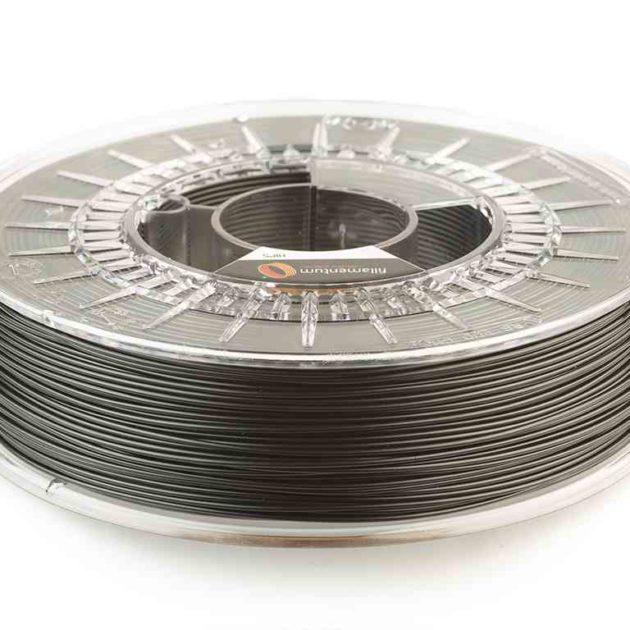 Fillamentum HIPS Extrafill Traffic Black 1.75mm 750g