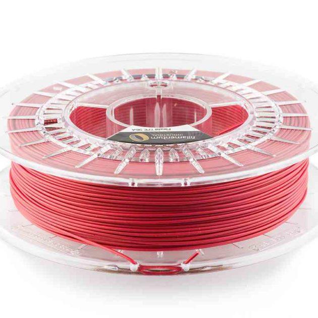 Fillamentum TPE 96A Flexfill Signal Red 2.85mm 500g