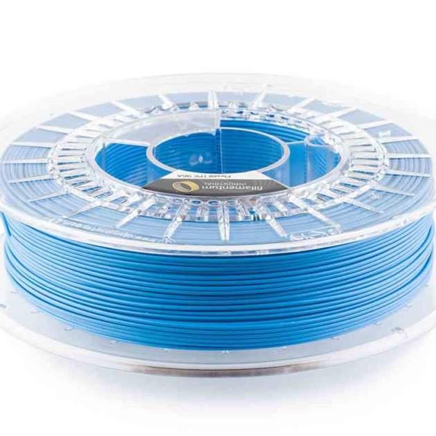 Fillamentum TPE 96A Flexfill Sky Blue 2.85mm 500g