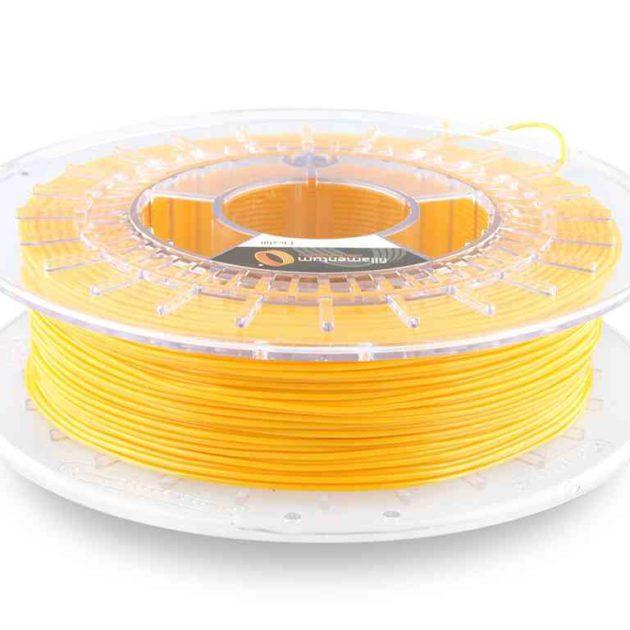 Fillamentum TPU 92A Flexfill Signal Yellow 1.75mm 500g