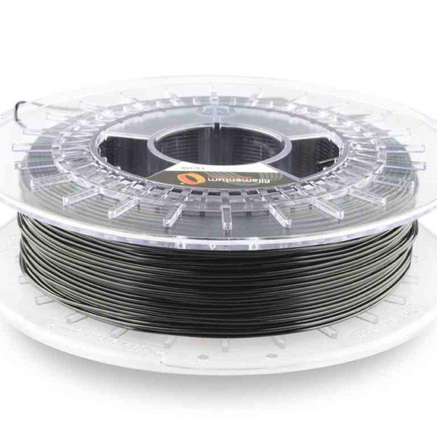Fillamentum TPU 92A Flexfill Traffic Black 1.75mm 500g