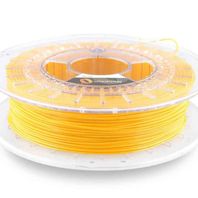 Fillamentum TPU 98A Flexfill Signal Yellow 2.85mm 500g
