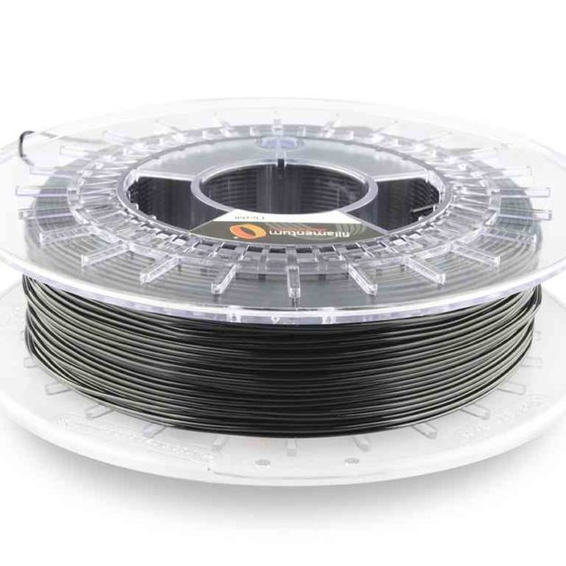 Fillamentum TPU 98A Flexfill Traffic Black 1.75mm 500g