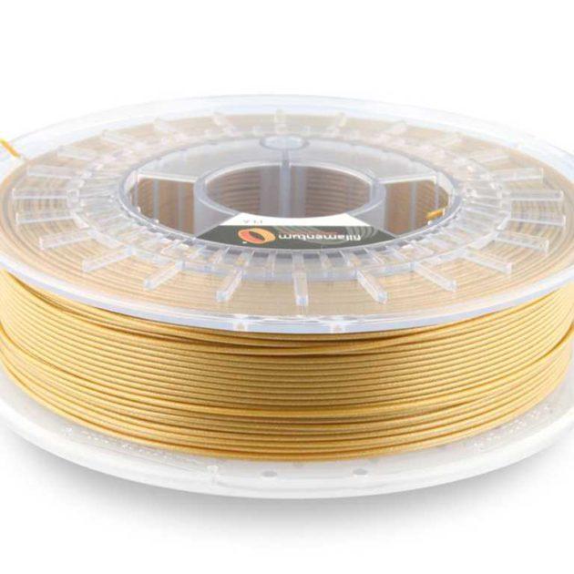 Fillamentum PLA Extrafill Gold Happens 2.85mm 750g