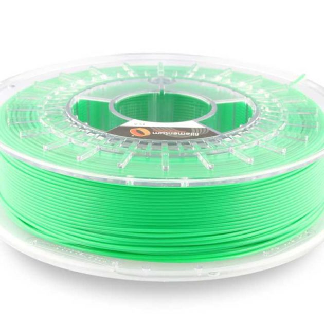 Fillamentum PLA Extrafill Luminous Green 1.75mm 750g