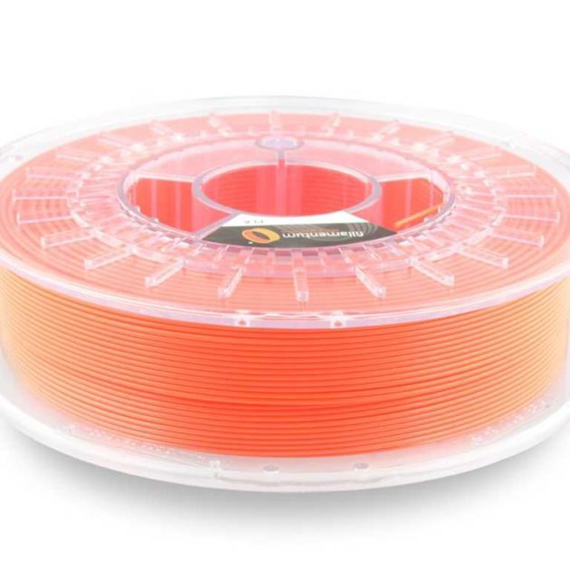 Fillamentum PLA Extrafill Luminous Orange 2.85mm 750g