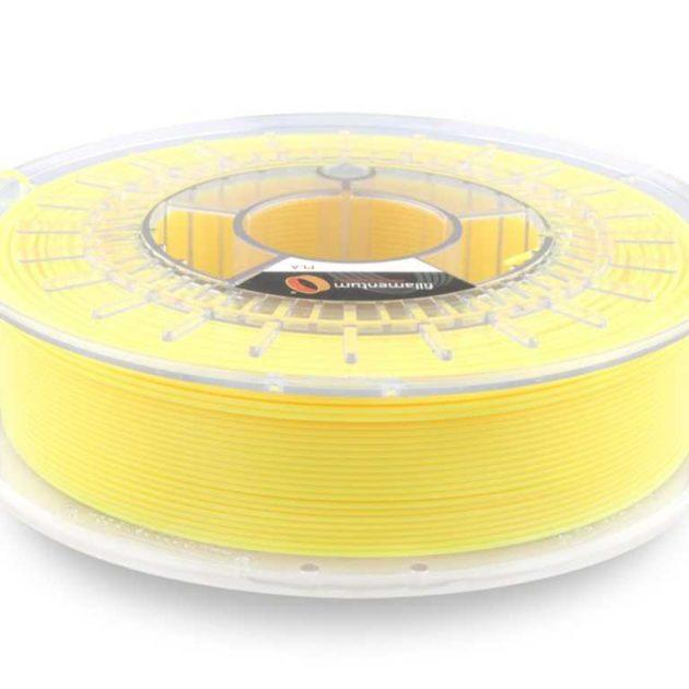 Fillamentum PLA Extrafill Luminous Yellow 2.85mm 750g