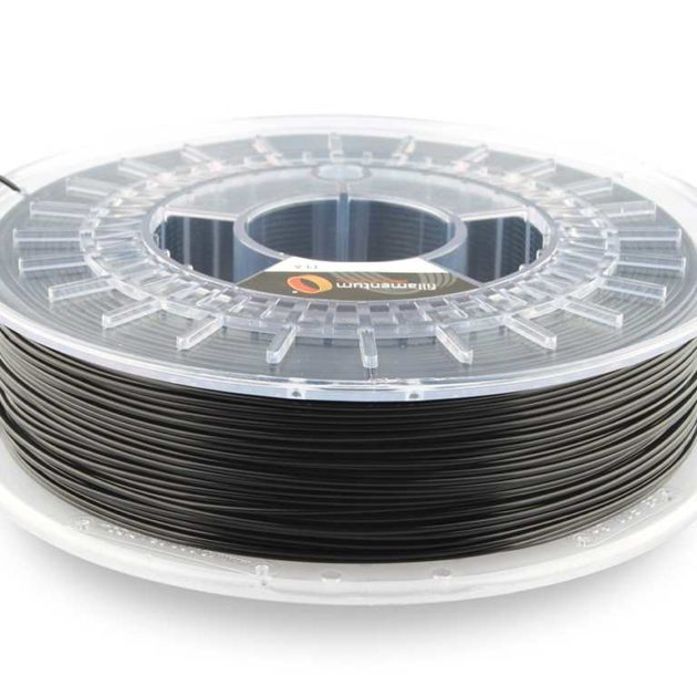 Fillamentum PLA Extrafill Traffic Black 1.75mm 750g