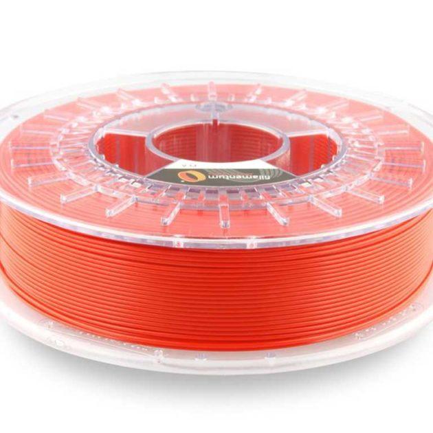 Fillamentum PLA Extrafill Traffic Red 1.75mm 750g