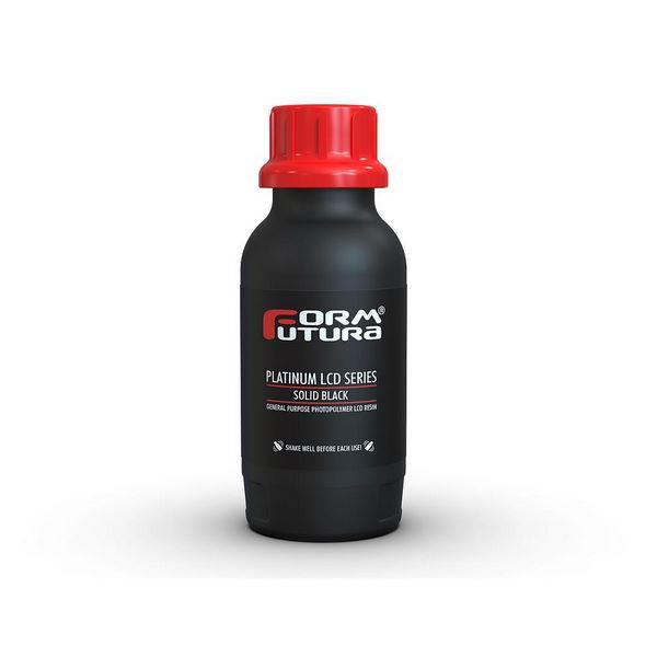 PLATINUM LCD Resin SOLID BLACK 500g - FormFutura