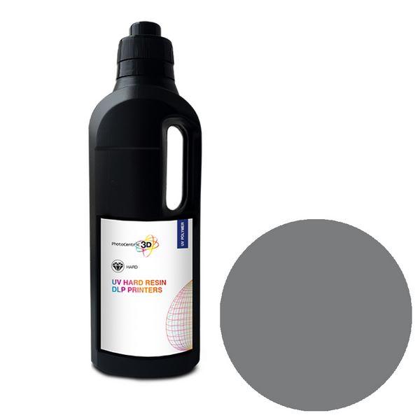 UV DLP Hard Resin GREY 1000ml - Photocentric3D