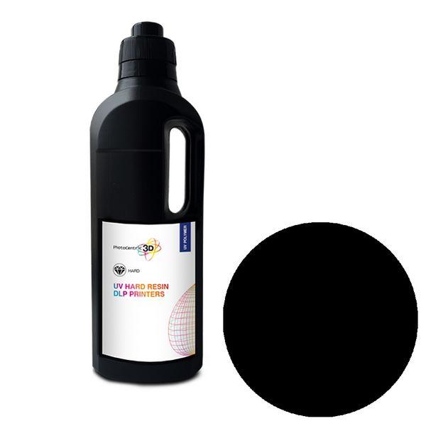UV DLP Hard Resin BLACK 1000ml - Photocentric3D