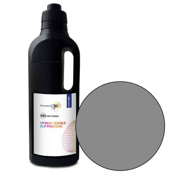 UV DLP Tensile Resin GREY 1000ml - Photocentric3D