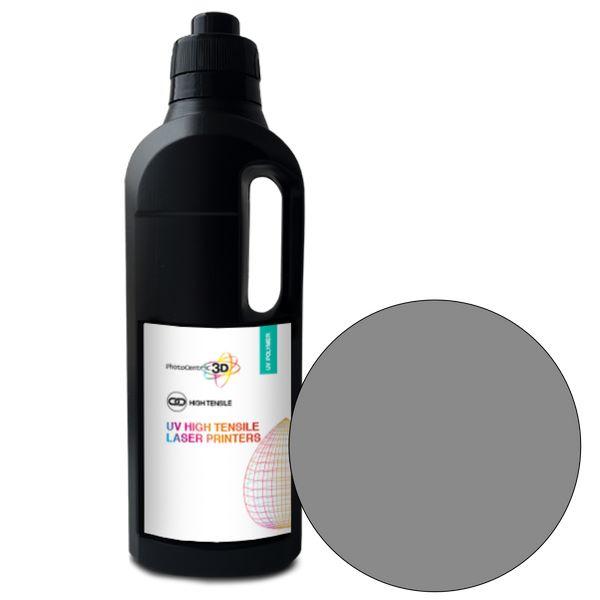 UV LASER Tensile Resin SLA GREY 1000ml - Photocentric3D
