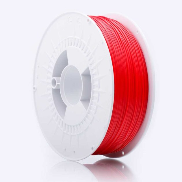 Ecoline PLA filament Neon Red 1000g 1.75mm