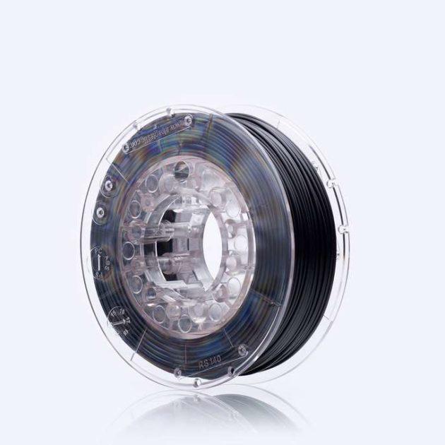 Ampere PLA filament Black 1.75mm 200g