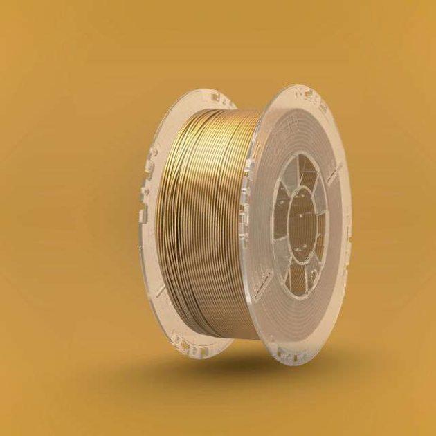 E-HT PLA filament Antique Gold 1.75mm 200g