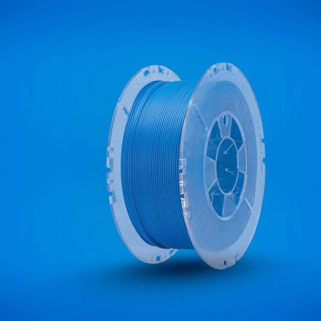 E-HT PLA filament Dark Blue 1.75mm 850g