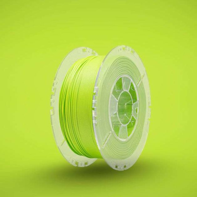 E-HT PLA filament Intensive Green 1.75mm 200g
