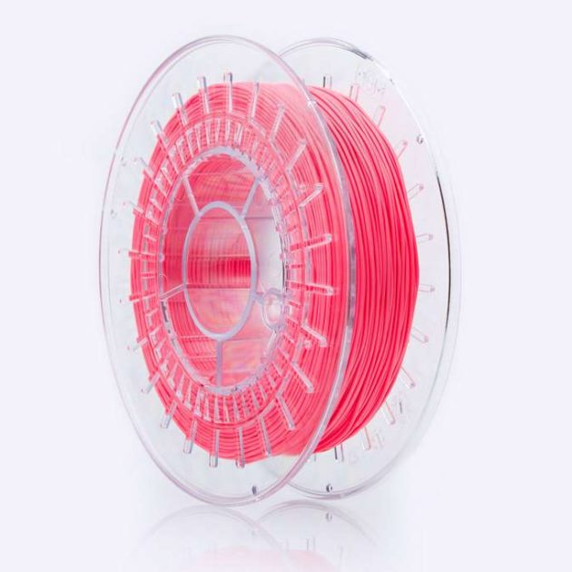 FLEX 40D filament Neon Red 1.75mm 450g