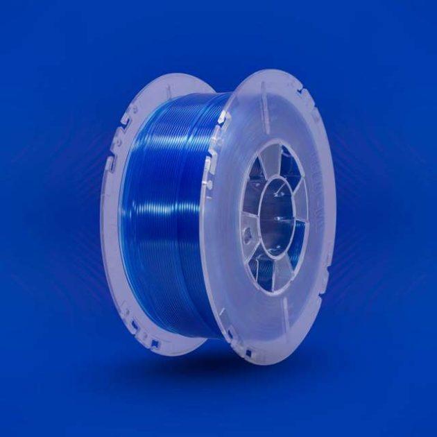Lucent PLA filament Blue Lagoon 1.75mm 850g