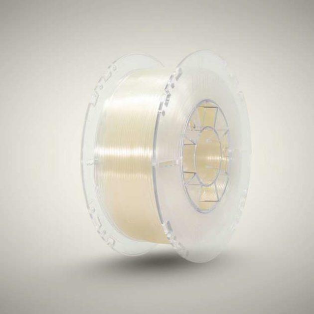 Lucent PLA filament Natural 1.75mm 200g