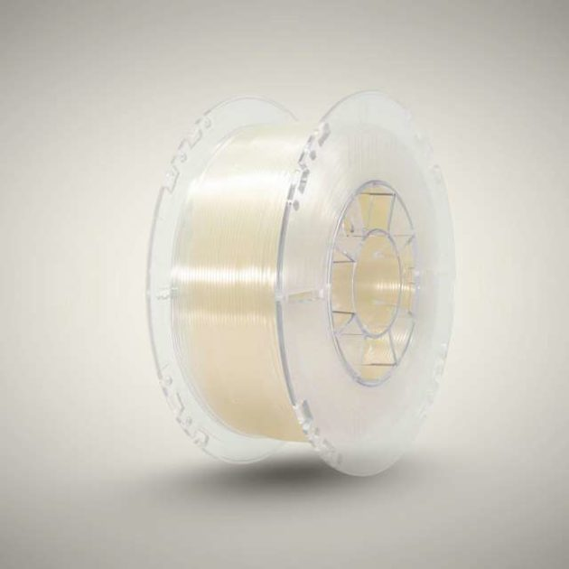 Lucent PLA filament Natural 1.75mm 850g